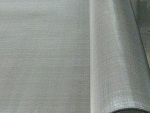 平织不锈钢丝网