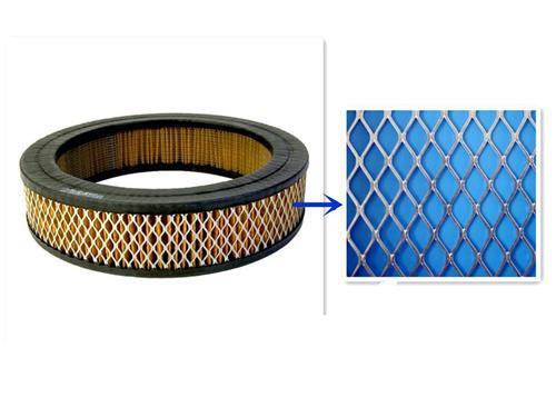 过滤器用钢板网