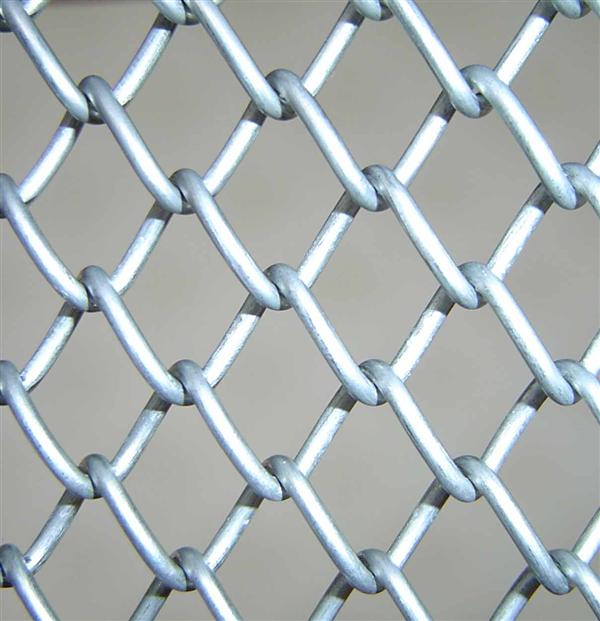PVC勾花护栏网